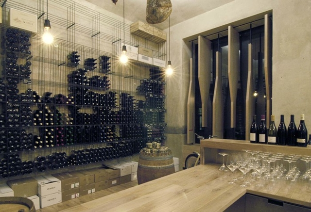 Red Pif Restaurant & Wine Shop, Praga