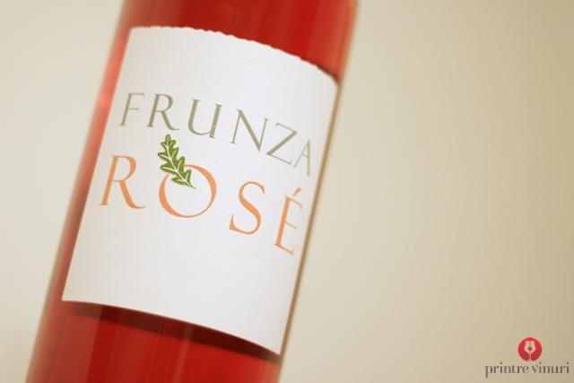 Rose Frunza 2011, Cramele Recas