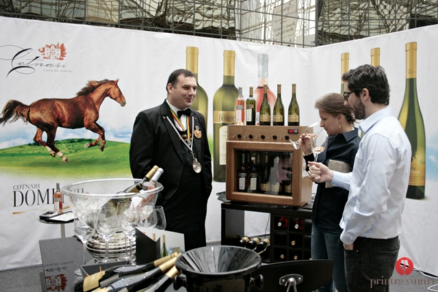 Goodwine 2012 @ World Trade Plaza, Bucuresti