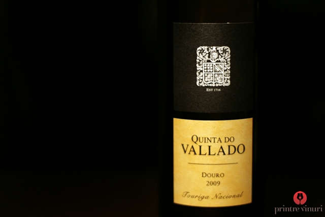 Touriga Nacional 2009, Quinta do Vallado
