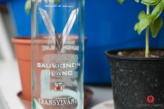 Sauvignon Blanc V-Legend 2010, Recaş