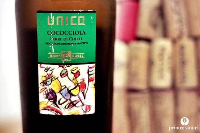 Cococciola Unico 2011, Tenuta Ulisse