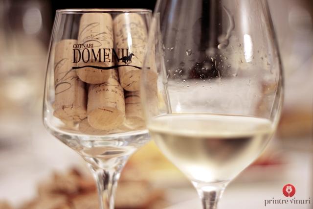 Colocviu cu vinurile Domenii Cotnari @ Enoteca Millesime, Oradea