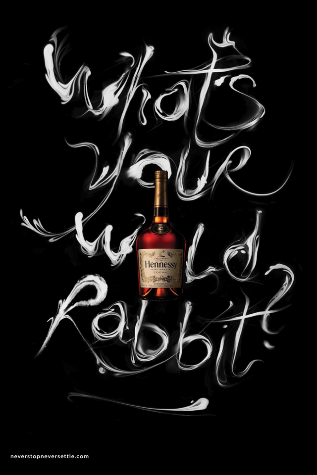 Hennessy: What's Your Wild Rabbit?