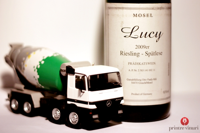Riesling Spatlese Lucy 2009, Weingut Otto Pauly KG
