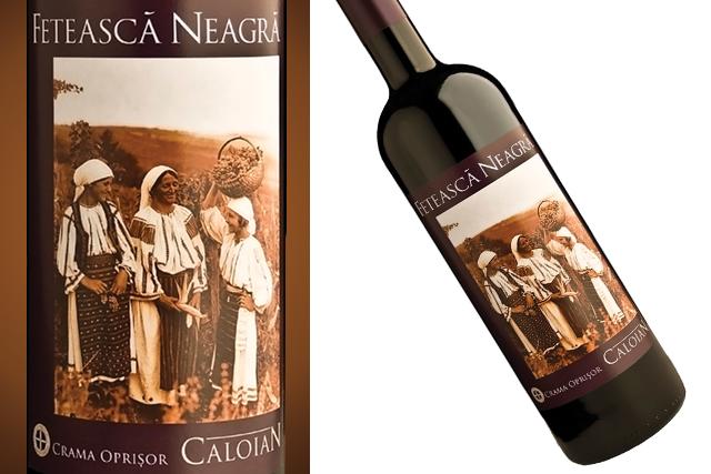 Feteasca Neagra Caloian 2011