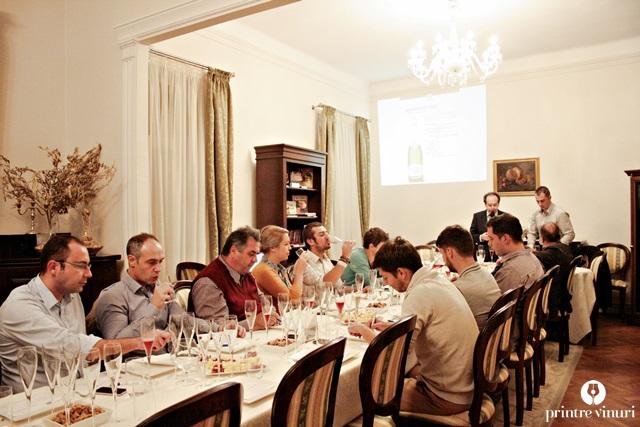 Degustare spumante Jidvei @ Enoteca Millesime, Oradea