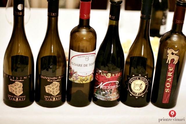 Degustare de vinuri Vinarte @ Enoteca Millesime, Oradea