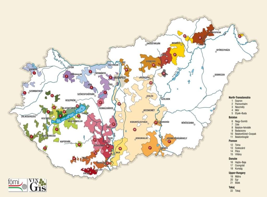hungary-wine-regions