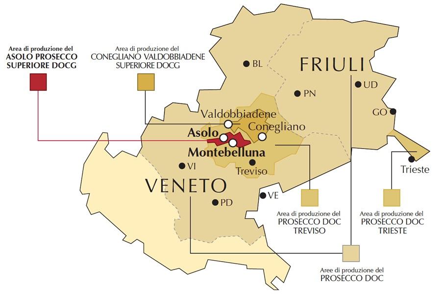 Giusti si case paolin spumante prosecco si vinuri - Produzione mobilifici treviso ...