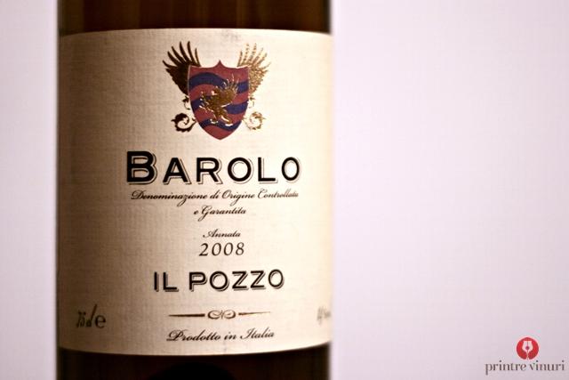 Barolo Il Pozzo 2008, MGM Mondo del vino