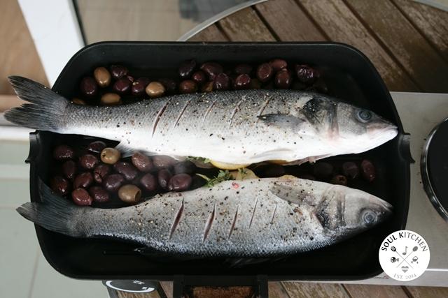 biban-de-mare-masline-tigaie-grill