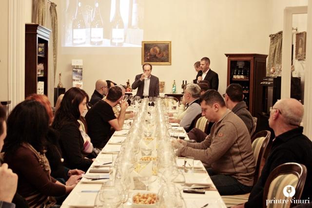 Lansare vinuri Crama Ratesti @ Enoteca Millesime, Oradea