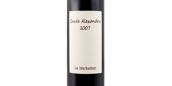 Cuvee Alexandru 2007, SERVE