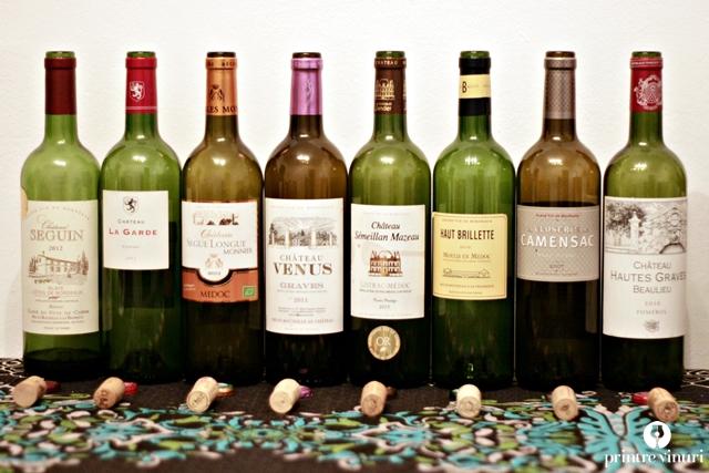 8 vinuri rosii din Bordeaux via Lidl