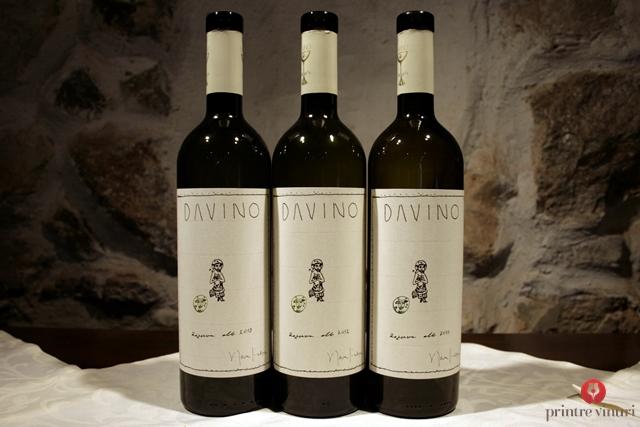 Davino Rezerva Alb 2011-2013