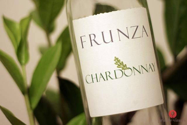 Chardonnay Frunza 2010, Cramele Recas