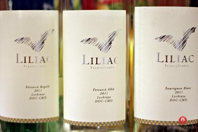 Vinurile Liliac in avanpremiera la Cluj-Napoca