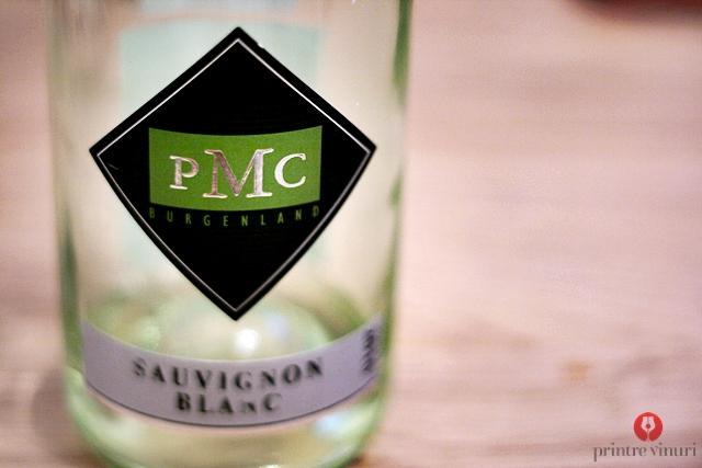 Sauvignon Blanc 2010, Weingut PMC