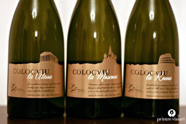 Gama Colocviu 2011, Casa de vinuri Cotnari