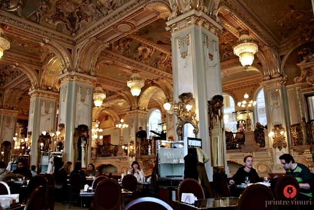 New York Cafe, Budapesta