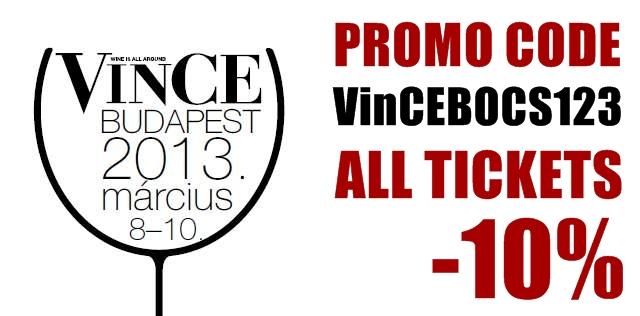 Ia-ti bilete la VinCE 2013 cu pret redus