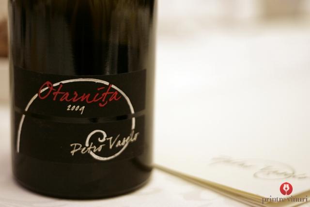 Pinot Noir Otarniţa 2010, Petro Vaselo