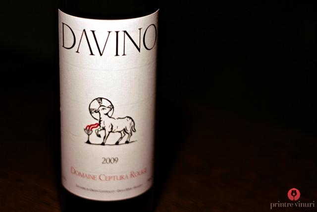 Domaine Ceptura Rouge 2009 Davino