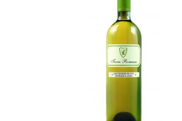 Sauvignon Blanc & Feteasca Alba Terra Romana 2012, S.E.R.V.E.