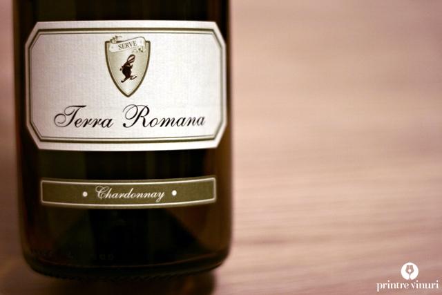 Chardonnay Terra Romana 2012, SERVE