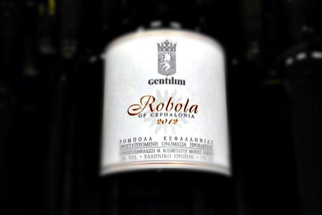 Robola 2012, Gentilini Winery