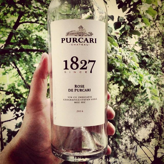 Rose de Purcari 2014, Vinaria Purcari