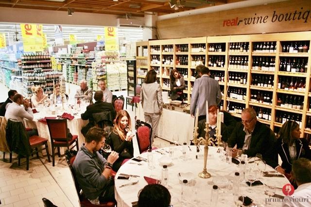 Wine Club: Crama Basilescu X Liviu Chiorpec live cooking @ real,- wine boutique