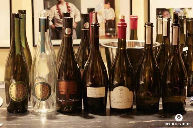 Degustare de vinuri de la Domeniile Tohani @ CDViN, Arad